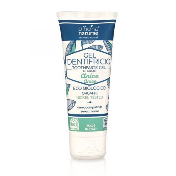 Dentifricio - 75 ml gusto anice