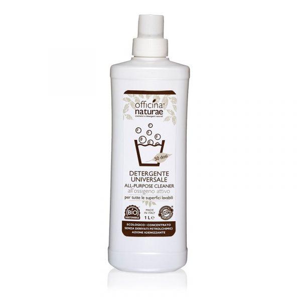 Detergente universale per tutte le superfici   - Flacone da 1 litro  (concentrato)