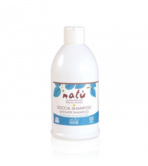 Doccia Shampoo Natù - Flacone da 1 litro