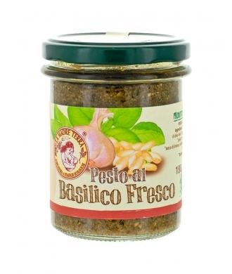 Pesto al basilico fresco