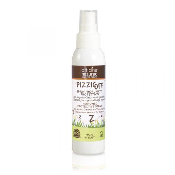 Pizzicoff Spray protettivo profumato anti-zanzare