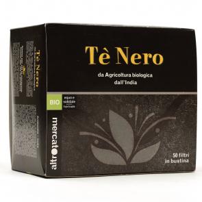 Tè Nero - 50 filtri