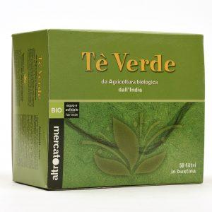 Tè Verde - 50 filtri